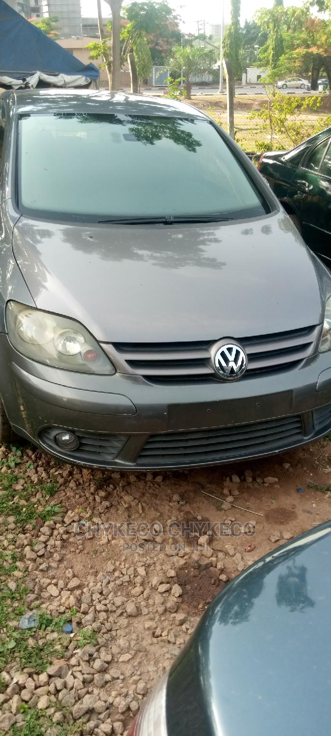 Volkswagen Golf 2008 Gray   Cars for sale in Central Business District, Abuja (FCT) State, Nigeria