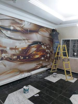 16D Wall Mural Decorations and Finishing   Wedding Venues & Services for sale in Lagos State, Lekki