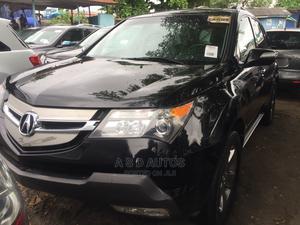 Acura MDX 2008 Black | Cars for sale in Lagos State, Amuwo-Odofin