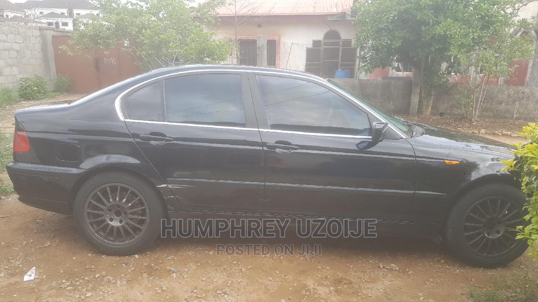 BMW 328i 2001 Black   Cars for sale in Kado, Abuja (FCT) State, Nigeria