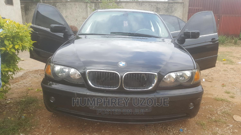 BMW 328i 2001 Black