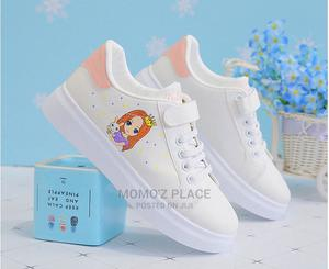 Girls Sneakers 2020 Sneakers Soft Soled White Shoes | Children's Shoes for sale in Lagos State, Lagos Island (Eko)