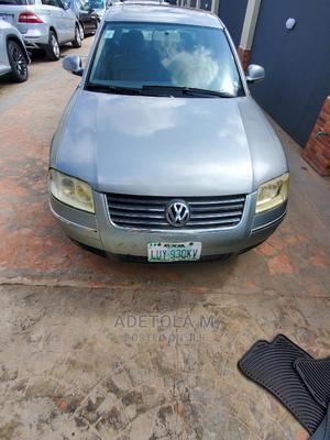 Volkswagen Passat 2005 Gray | Cars for sale in Oyo State, Ibadan
