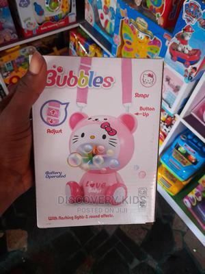 Hello Kitty Bubbles Toy   Toys for sale in Lagos State, Lagos Island (Eko)