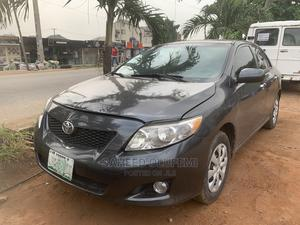 Toyota Corolla 2008 Gray | Cars for sale in Lagos State, Ikeja