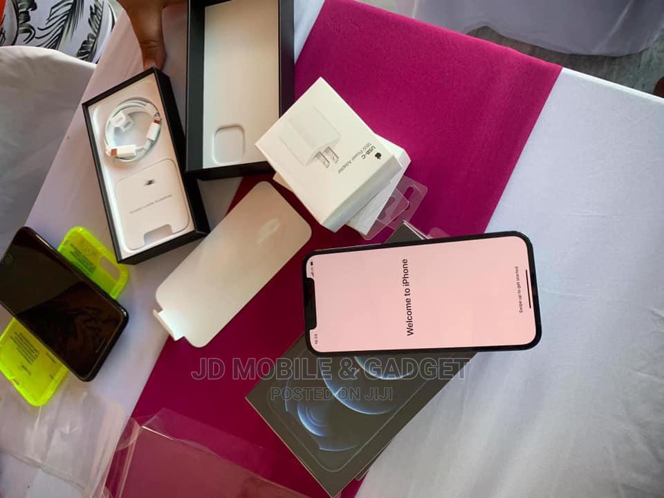 New Apple iPhone 12 Pro Max 256GB Black | Mobile Phones for sale in Lekki, Lagos State, Nigeria