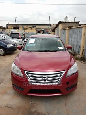 Nissan Sentra 2013 SV Red | Cars for sale in Lagos State, Abule Egba