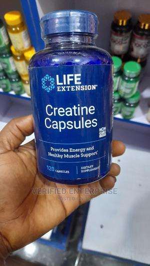 Creatine Capsules - 120 Caps   Vitamins & Supplements for sale in Lagos State, Lagos Island (Eko)