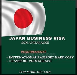 Japan Business Visa | Travel Agents & Tours for sale in Abuja (FCT) State, Asokoro