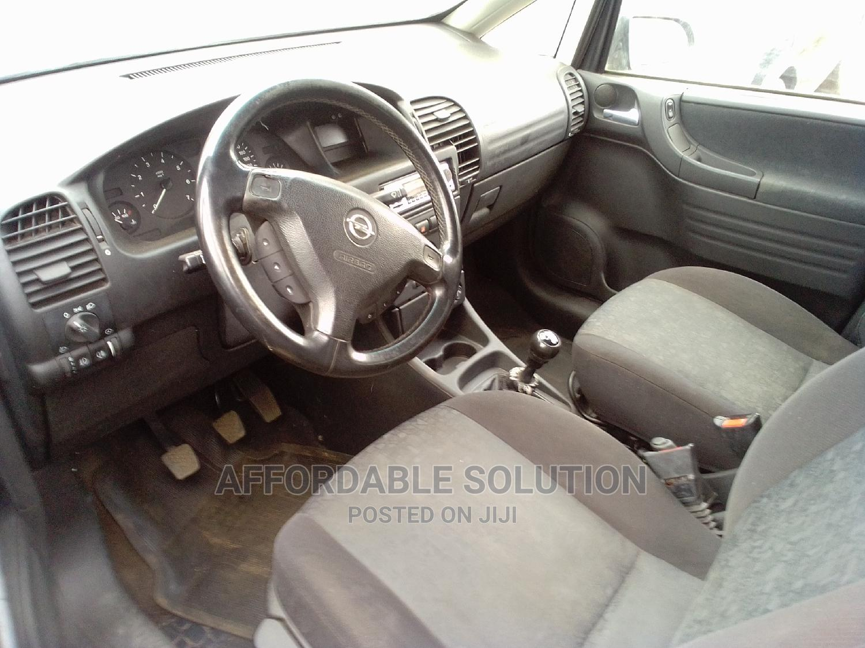 Opel Zafira 2003 Gray   Cars for sale in Abule Egba, Lagos State, Nigeria