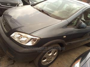 Opel Zafira 2003 Gray | Cars for sale in Lagos State, Abule Egba