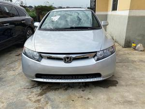 Honda Civic 2006 Silver   Cars for sale in Lagos State, Alimosho