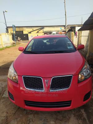 Pontiac Vibe 2010 1.8L Red | Cars for sale in Lagos State, Abule Egba
