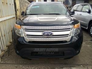 Ford Explorer 2016 Black   Cars for sale in Lagos State, Ikeja