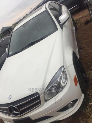 Mercedes-Benz C300 2010 White | Cars for sale in Ogun State, Ado-Odo/Ota