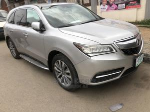 Acura MDX 2014 Silver   Cars for sale in Lagos State, Yaba