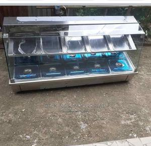 High Quality Food Display Warmer 10 Plates   Restaurant & Catering Equipment for sale in Oyo State, Ibadan