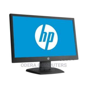 Hp Monitor 18.5''Inches Display LED Monitor | Computer Monitors for sale in Lagos State, Ikeja