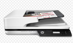 HP Scanjet PRO 3500 F1 Flatbed (L2741A)   Printers & Scanners for sale in Lagos State, Ikeja