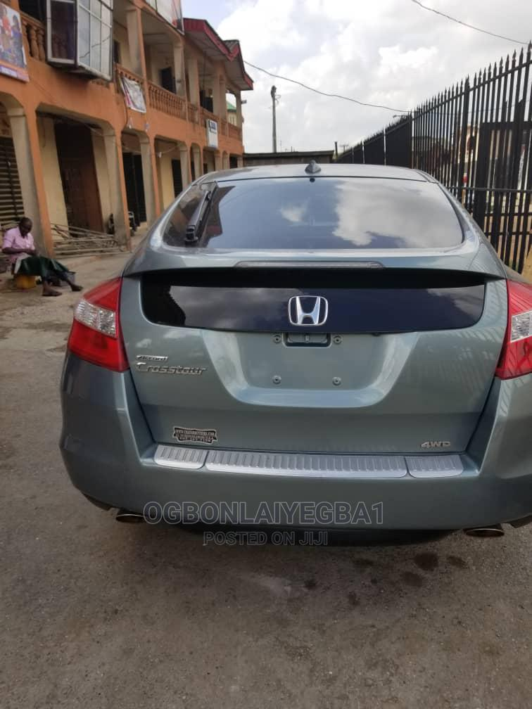 Honda Accord CrossTour 2011 EX-L AWD Green   Cars for sale in Ojo, Lagos State, Nigeria