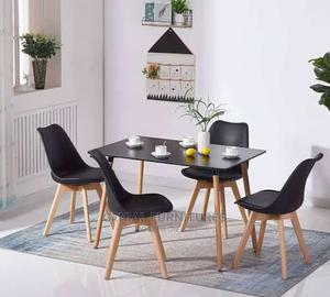 Restaurant Table With Chairs | Furniture for sale in Lagos State, Ikoyi