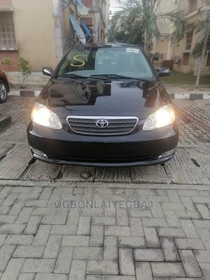 Toyota Corolla 2007 LE Black | Cars for sale in Lagos State, Abule Egba