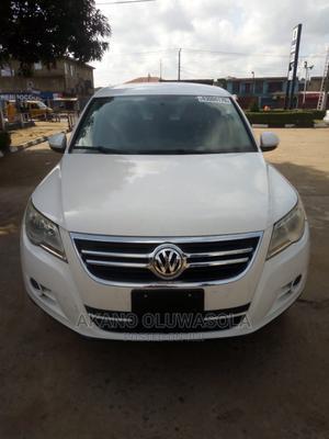 Volkswagen Tiguan 2009 2.0 SEL White   Cars for sale in Lagos State, Alimosho