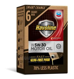Havoline 5w-30 6ltrs   Automotive Services for sale in Lagos State, Gbagada