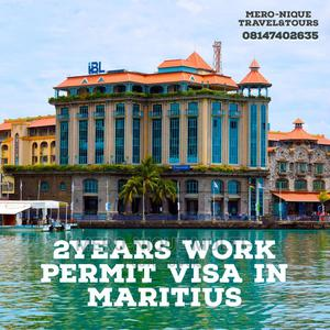 2years Work Visa in Mauritius | Travel Agents & Tours for sale in Delta State, Warri