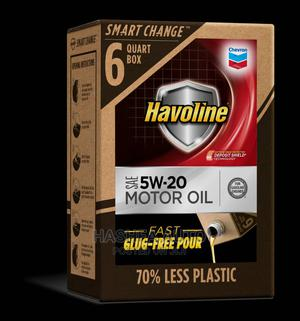 Havoline Oil 5w-20 6ltrs   Automotive Services for sale in Lagos State, Gbagada