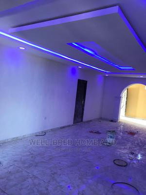 Furnished 3bdrm Block of Flats in Estate, Ogba for Rent | Houses & Apartments For Rent for sale in Lagos State, Ogba