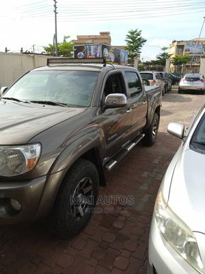 Toyota Tacoma 2010 Double Cab V6 Automatic Brown   Cars for sale in Lagos State, Amuwo-Odofin