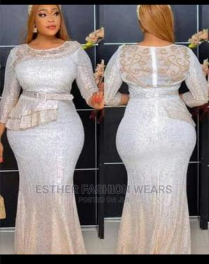 Quality Turkey Dinner Long Gown Available in Any Sizes   Clothing for sale in Lagos State, Ikeja