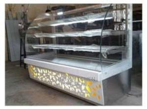 4bowls Curve Glass Bain Marie | Restaurant & Catering Equipment for sale in Abuja (FCT) State, Wuse