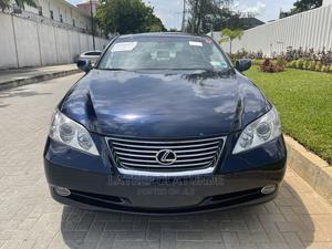 Lexus ES 2009 350 Blue | Cars for sale in Lagos State, Ikoyi