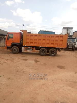 2016 Howo Dump Trucks (2 Available)   Trucks & Trailers for sale in Lagos State, Abule Egba