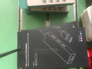 Gigabit 3.0 Usb 3 in 1 | Computer Accessories  for sale in Abuja (FCT) State, Wuse 2