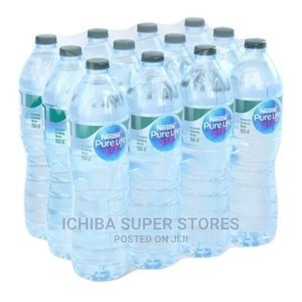 Nestle Pure Life Protect Purified Water 150cl X 12 Pack