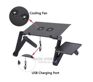 Foldable Laptop Desk Promo Price | Computer Accessories  for sale in Lagos State, Ikeja