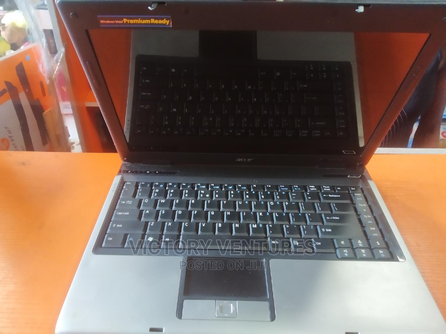 Laptop Acer 3GB AMD HDD 160GB | Laptops & Computers for sale in Surulere, Lagos State, Nigeria