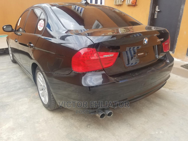 BMW 328i 2011 Black | Cars for sale in Magodo, Lagos State, Nigeria