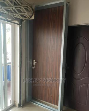 Original Isreali Door   Entrance Israeli Door Extended Size   Doors for sale in Abuja (FCT) State, Wuse 2