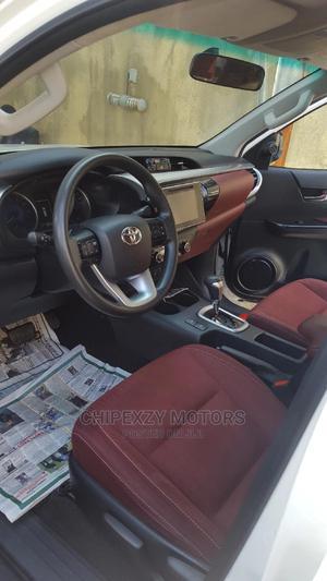 Toyota Hilux 2019 SR5+ 4x4 White | Cars for sale in Lagos State, Amuwo-Odofin