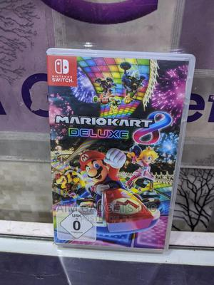 Mariokart 8 Deluxe   Video Games for sale in Abuja (FCT) State, Wuse 2