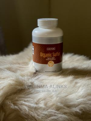 Organic Sulfur Dietary Supplement | Vitamins & Supplements for sale in Lagos State, Abule Egba