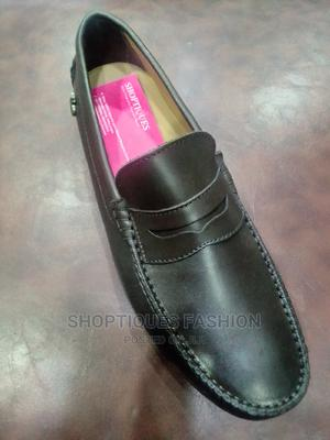 Men Brown Italian Leather Loafers Shoes | Shoes for sale in Lagos State, Surulere