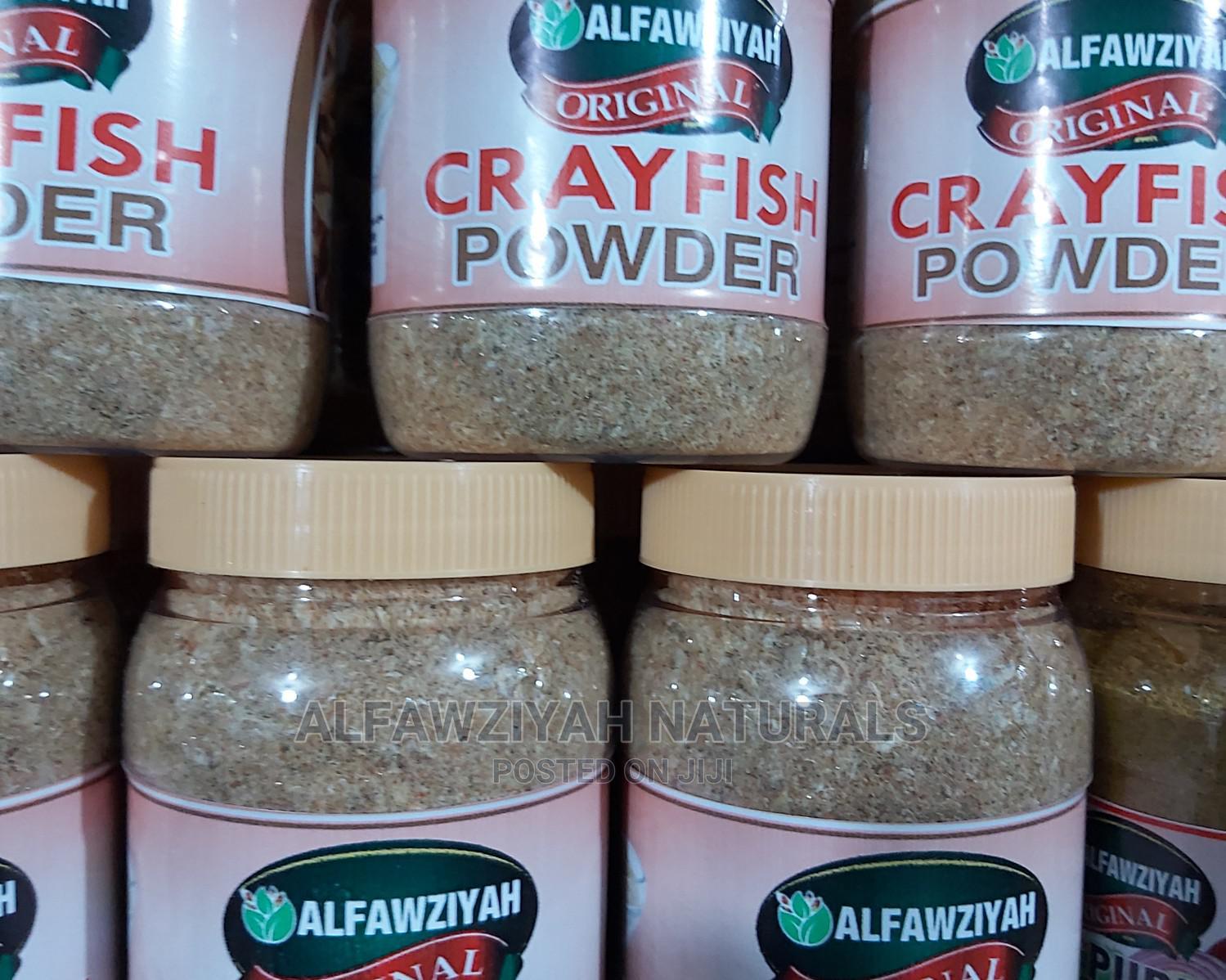 Archive: Crayfish Powder
