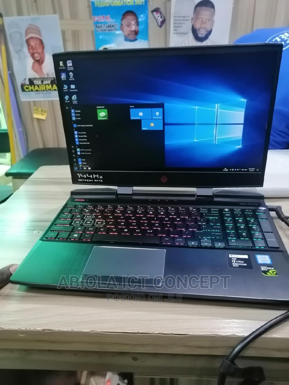 Laptop HP Omen 15 16GB Intel Core I7 SSHD (Hybrid) 1T