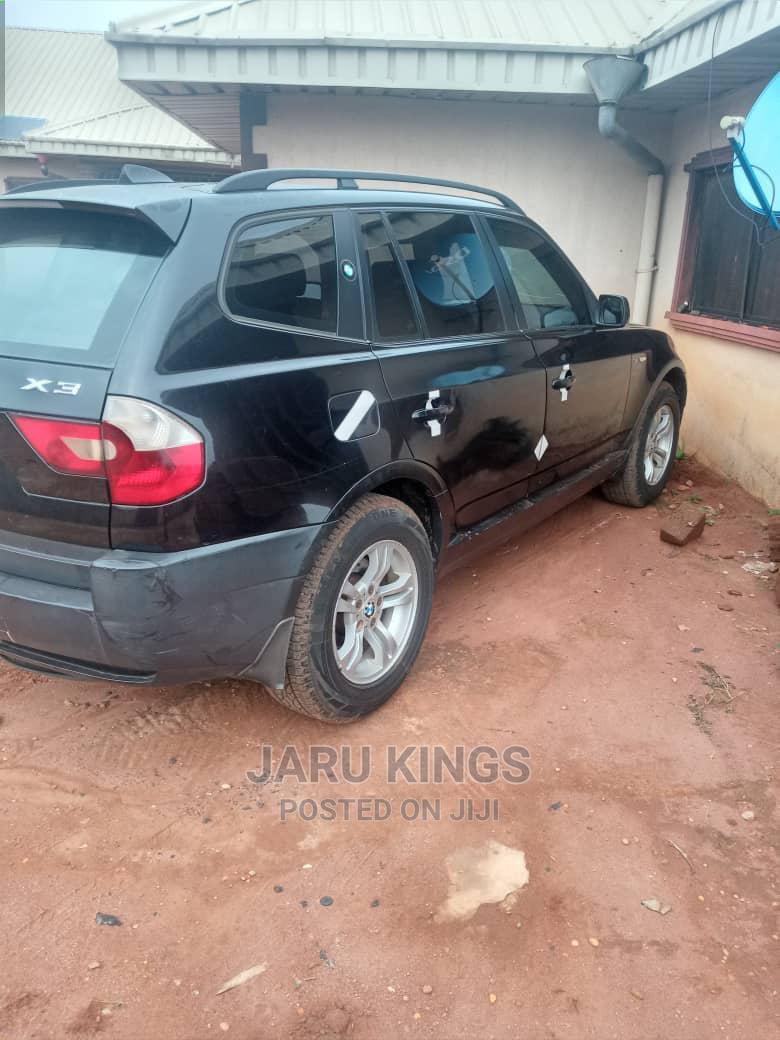 BMW X3 2006 3.0i Black