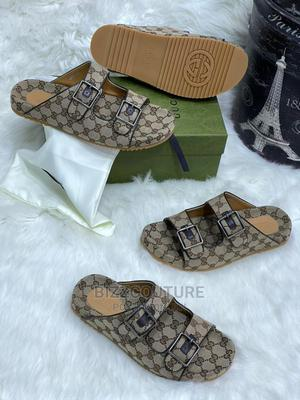 High Quality GUCCI Slippers for Men | Shoes for sale in Lagos State, Magodo